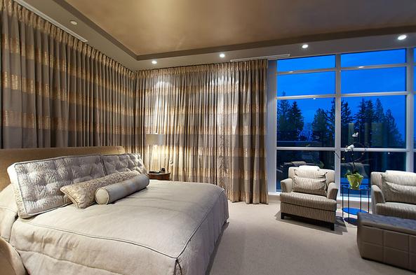 custom drapes Vancouver