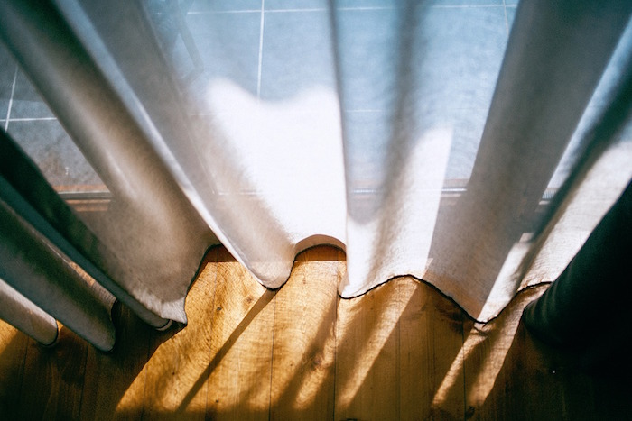 custom draperies length