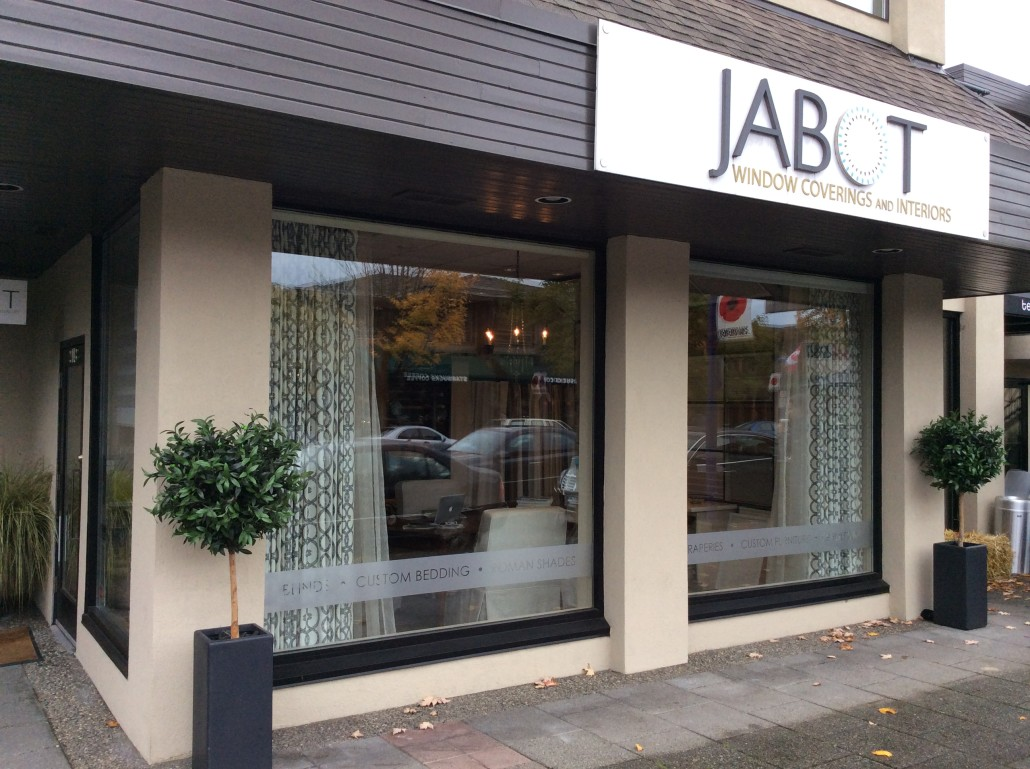 Jabot Interiors West Vancouver