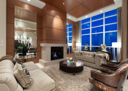 Jabot Interiors custom furniture West Vancouver