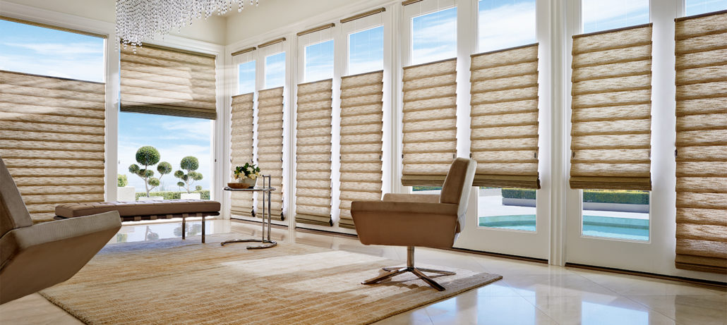 vignette window treatment